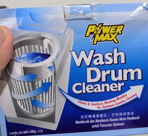 Cara mudah untuk mencuci mesin basuh