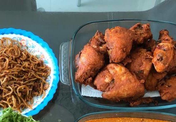 Resepi Ayam Goreng Sedap Ali Power