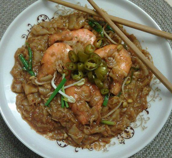 Resepi untuk buat Kicap Char Kuey Teow