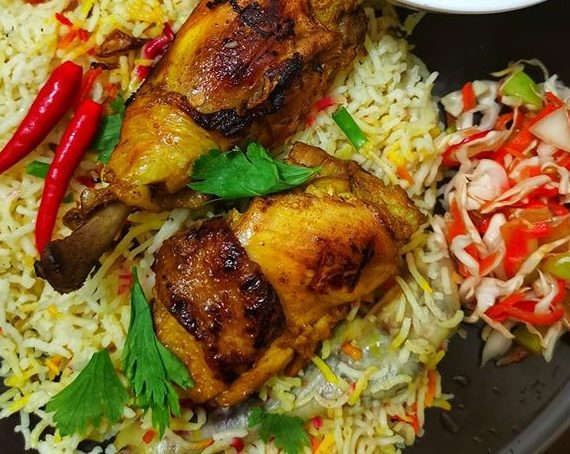 Resepi Nasi Ayam Mandy
