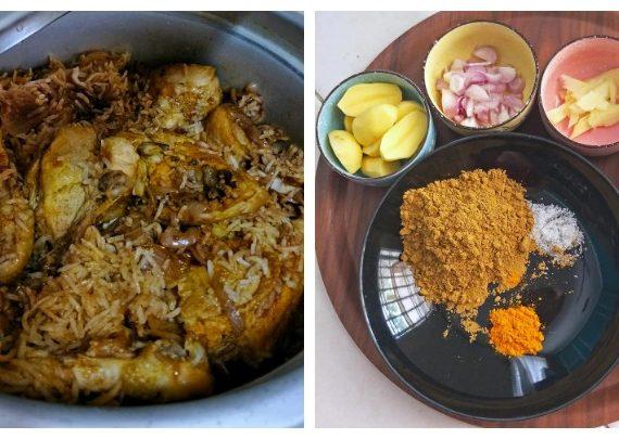 Cara membuat Nasi Bukhari Sempoi