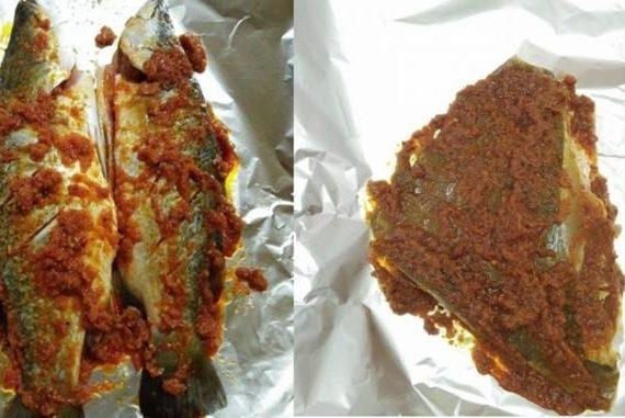 Resepi Stok Pes Ikan Bakar Segera