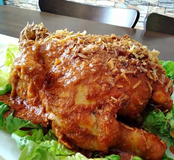 Cara membuat Ayam Golek