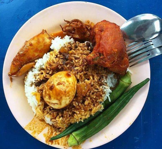 Resepi dan Cara membuat Nasi Kandar