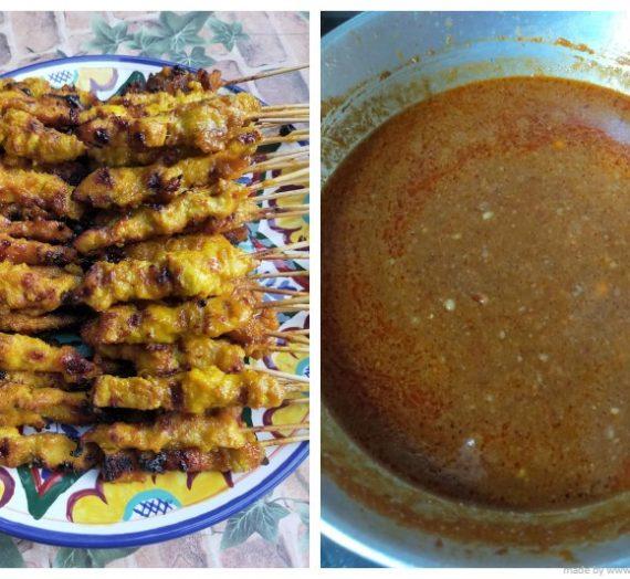 Cara untuk memuat Sate Ayam terbaik untuk anda cuba seisi keluarga.