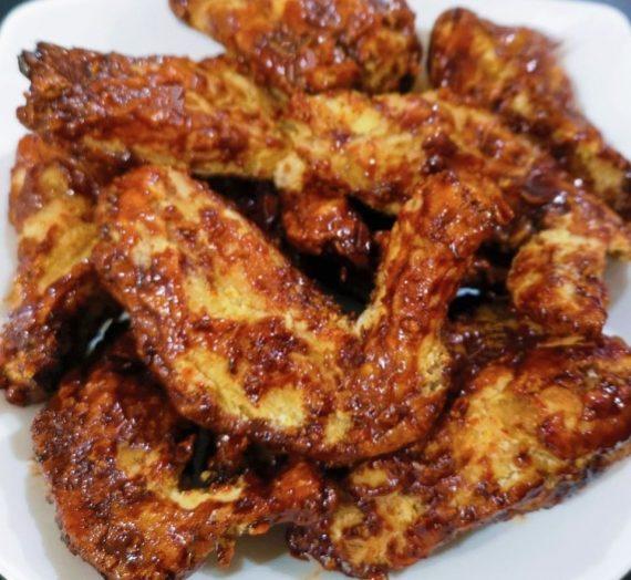 Cara membuat Ayam Goreng Ala-ala 4Fingers