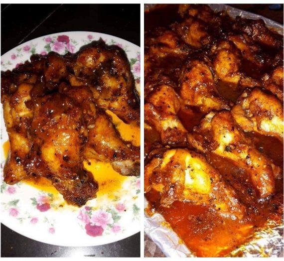 Resepi dan Cara untuk Membuat Ayam Panggang Ala Dominos