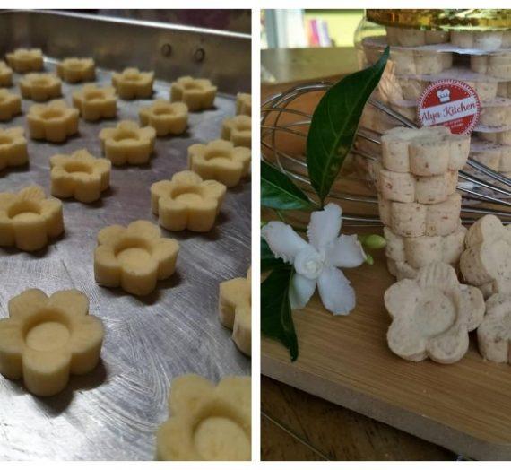 Cara Untuk Membuat Kuih Bangkit Cheese