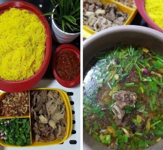 Resepi Bihun Sup Utara