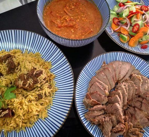 Resepi dan Cara untuk Membuat Nasi Daging