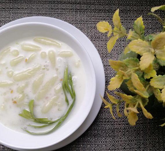 Resepi dan Cara Membuat Bubur Butir Nangka