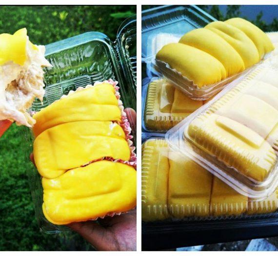 Resepi dan Cara untuk Membuat Durian Crepe