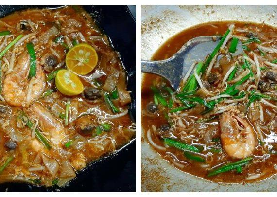 Cara dan Resepi Untuk Char Kuey Teow yang sedap dah terbaik.