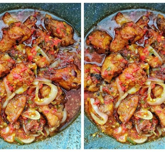 Resepi Ayam Goreng Berlado
