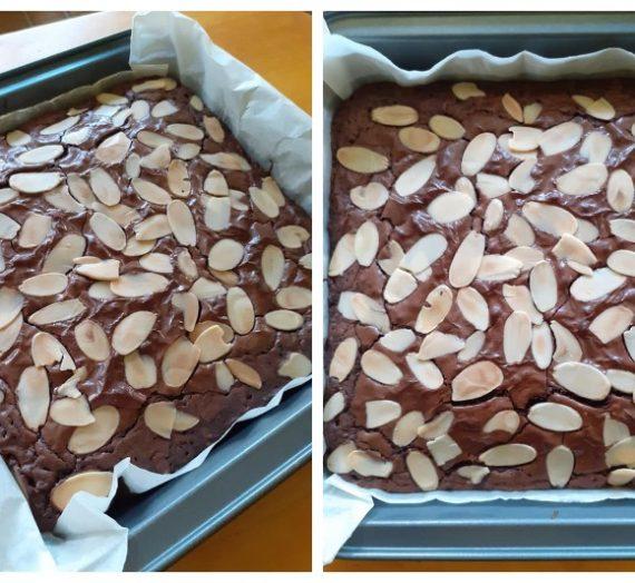 Resepi dan Cara Membuat Brownies Kedut