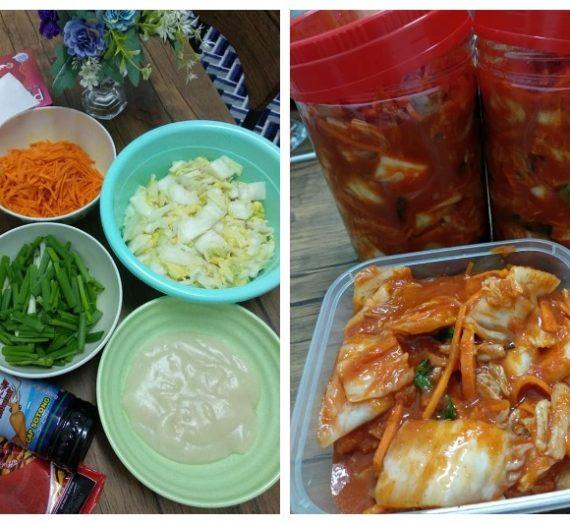 Cara Untuk Membuat Kimchi