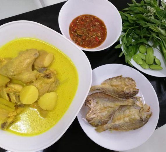 Resepi dan Cara untuk membuat Ayam Masak Lemak Cili Api Paling Mudah