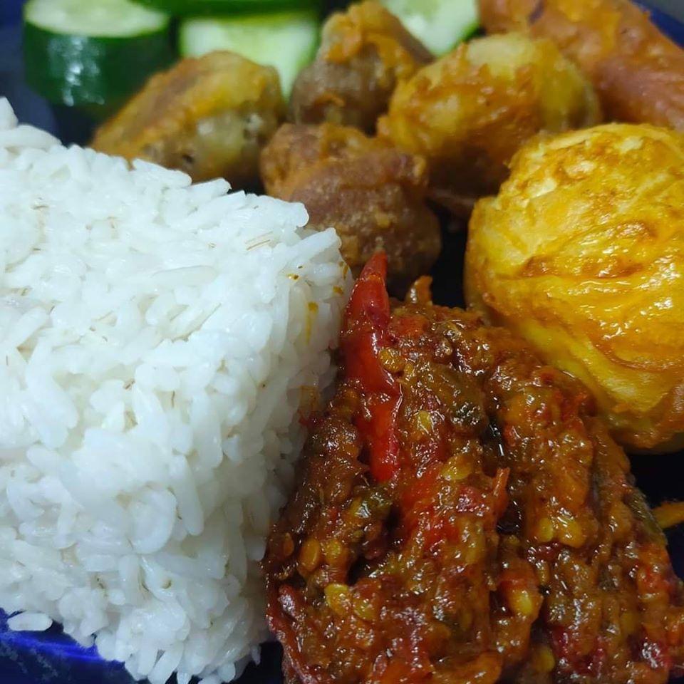 Cara membuat Sambal Ayam Penyet yang sedap – My Resepi