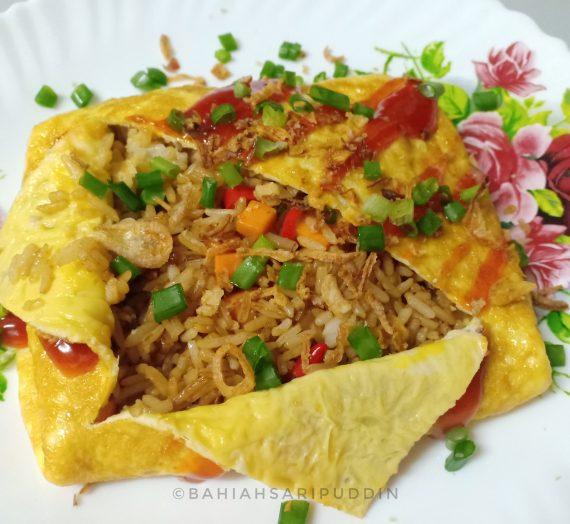 Cara membuat Nasi Goreng Pataya dengan senang