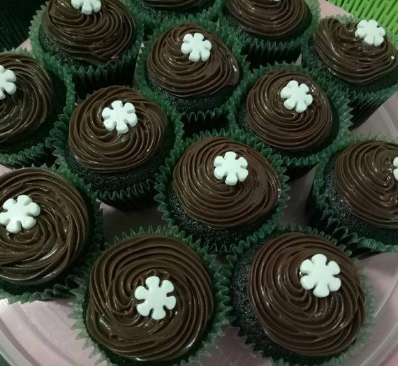 Resepi dan Cara untuk membuat Cupcake Coklat