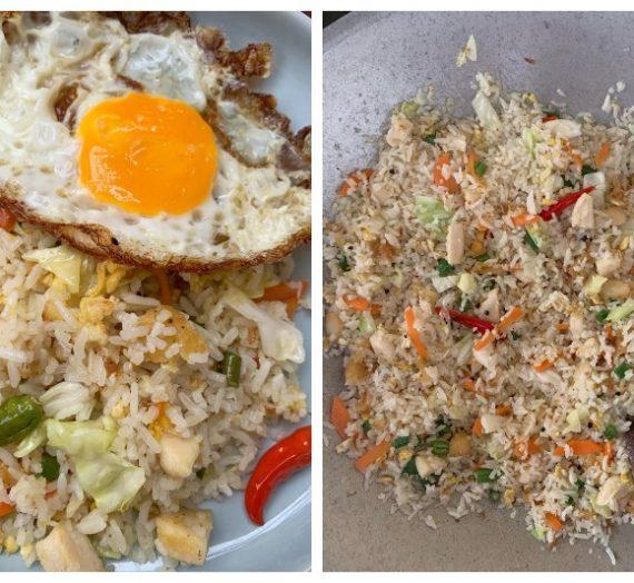 Resepi Nasi Goreng Cina yang sedap