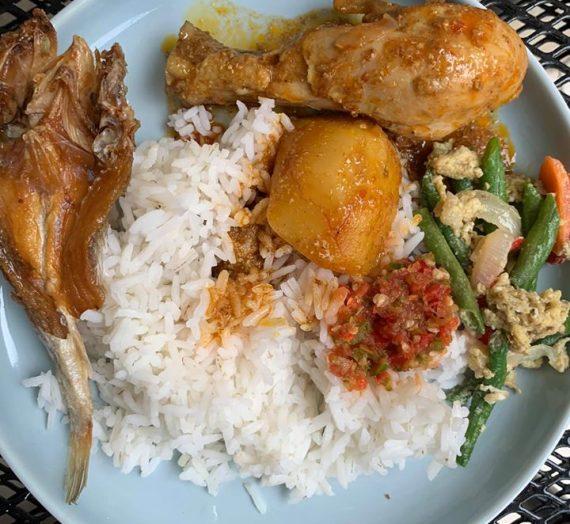 Cara untuk membuat Gulai Ayam yang mudah dan sedap