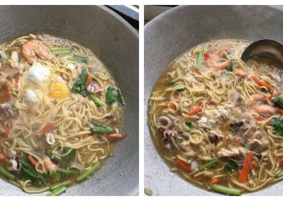 Resepi Mee Sup Ala Thai / Mee Rebus Pantai Timur