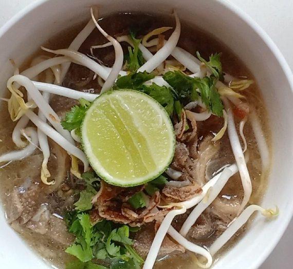 Cara untuk membuat Sup Perut Lembu Ringkas dan Sedap