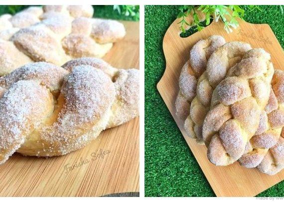 Cara Membuat Roti Golok yang Viral dan Sedap