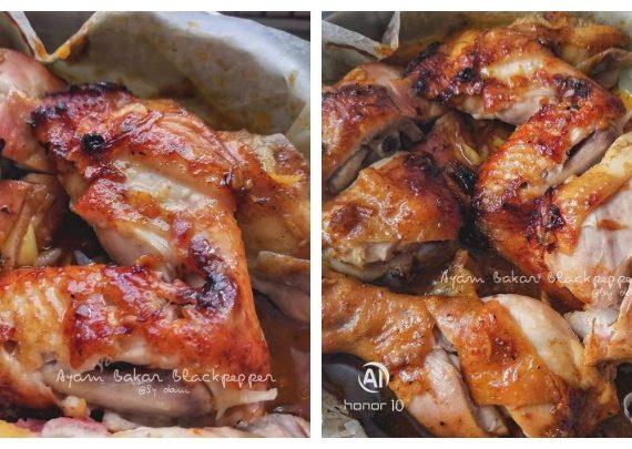 Resepi Ayam Bakar yang menyelerakan
