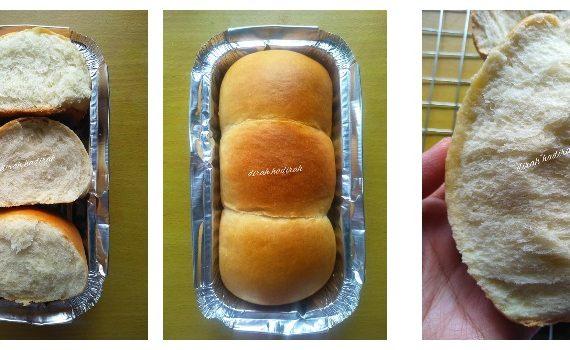 Resepi Bun Manis dan Cara membuat Roti Sisir