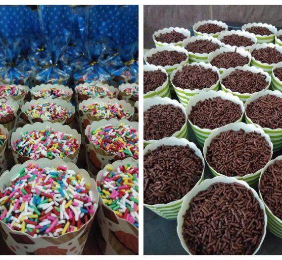 Cara untuk membuat Chocolate Lava Cupcake
