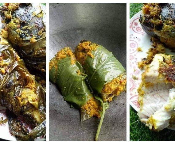 Cara untuk membuat masakan Ikan Pais