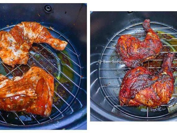 Resepi untuk membuat Ayam Bakar Madu yang tersedap pernah anda makan