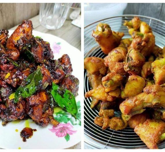 Menu Lunch dan Dinner untuk anda. Ayam Masak Kicap Pedas Manis