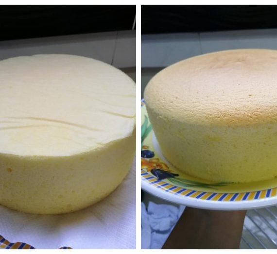 Cara dan resepi untuk membuat Cotton Cheese Cake super gebu gebas