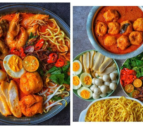 Resepi Mee Kari dan cara lengkap untuk menyediakanya