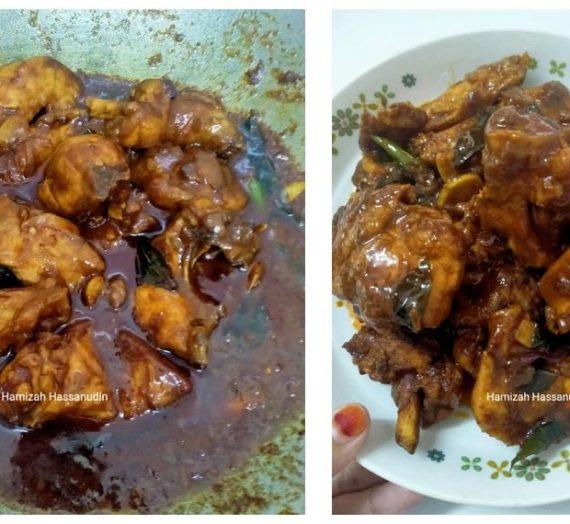 Cara lengkap untuk memuat Ayam Masak Kam Heong yang sangat sedap dan membuka selera anda.