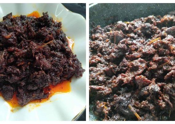 Cara lengkap untuk membuat Masakan Daging Dendeng yang terpadu.