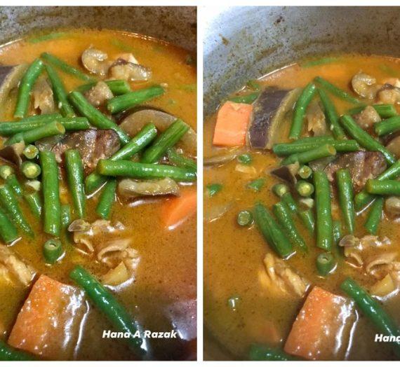 Cara untuk membuat Dalca Ayam dan Sayuran. Sesuai sebagai menu utama anda seisi keluarga.