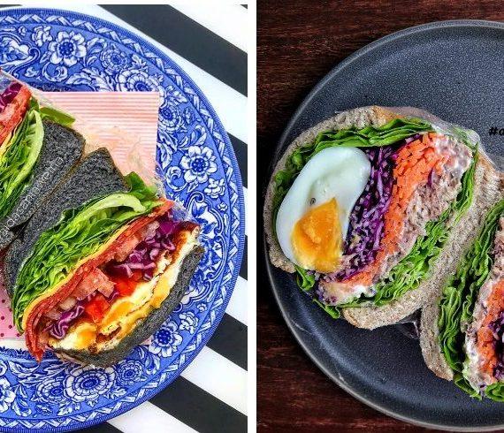 Resepi Wanpaku Sandwich Viral Senang & Healthy. Yang pasti memang sedap sehingga ke gigitan yang terakhir.