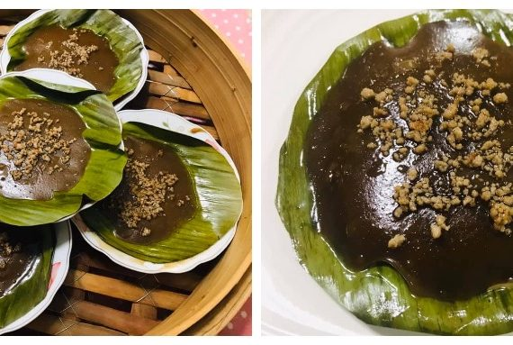 Cara untuk membuat Dodol Kukus Kuih Tradisional yang terbaik sepanjang zaman.