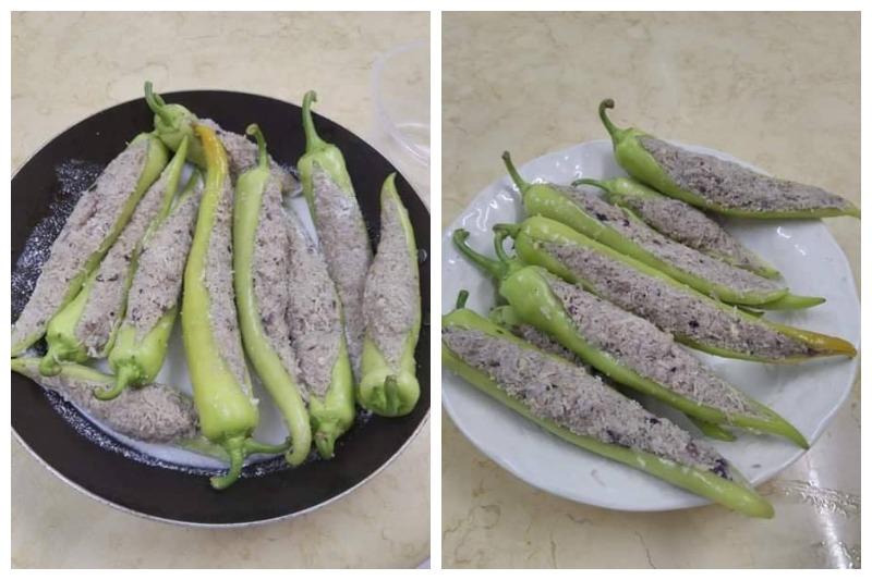 resepi  membuat solok lada  tambah nasik   pinggan nanti ni  resepi Resepi Ikan Sumbat Terengganu Enak dan Mudah