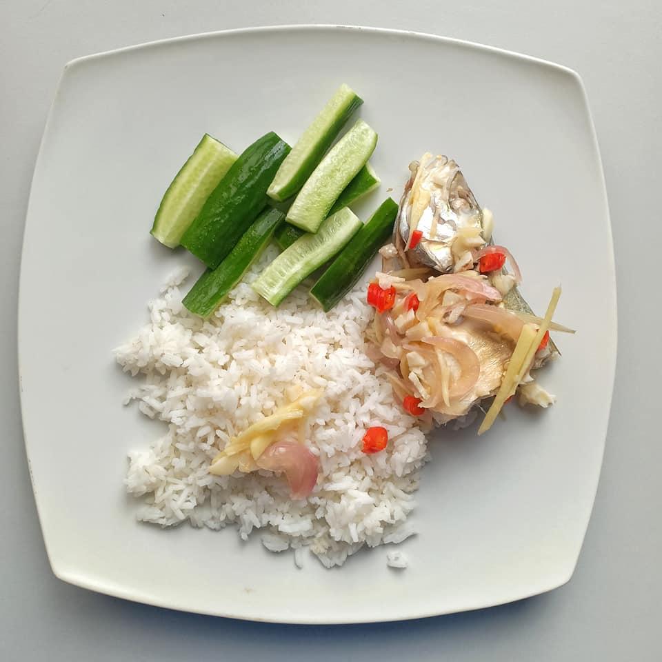 Resepi Ikan Selar / pelbagai ikan lain untuk dimasak Kukus Limau yang menyegarkan dan sedap – MY