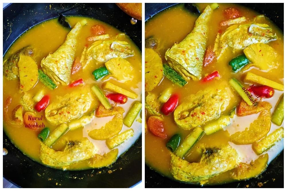 membuat gulai asam ikan kerisi sajian   menambat selera   resepi Resepi Gulai Jering Enak dan Mudah