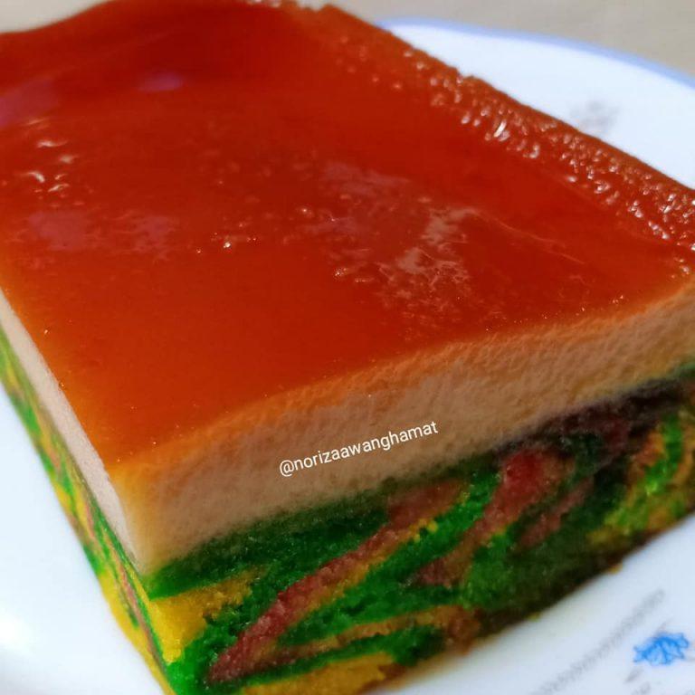Cara untuk membuat Kek Apam Karamel yang sangat enak, lembut dan terbaik untuk anda cuba. – MY