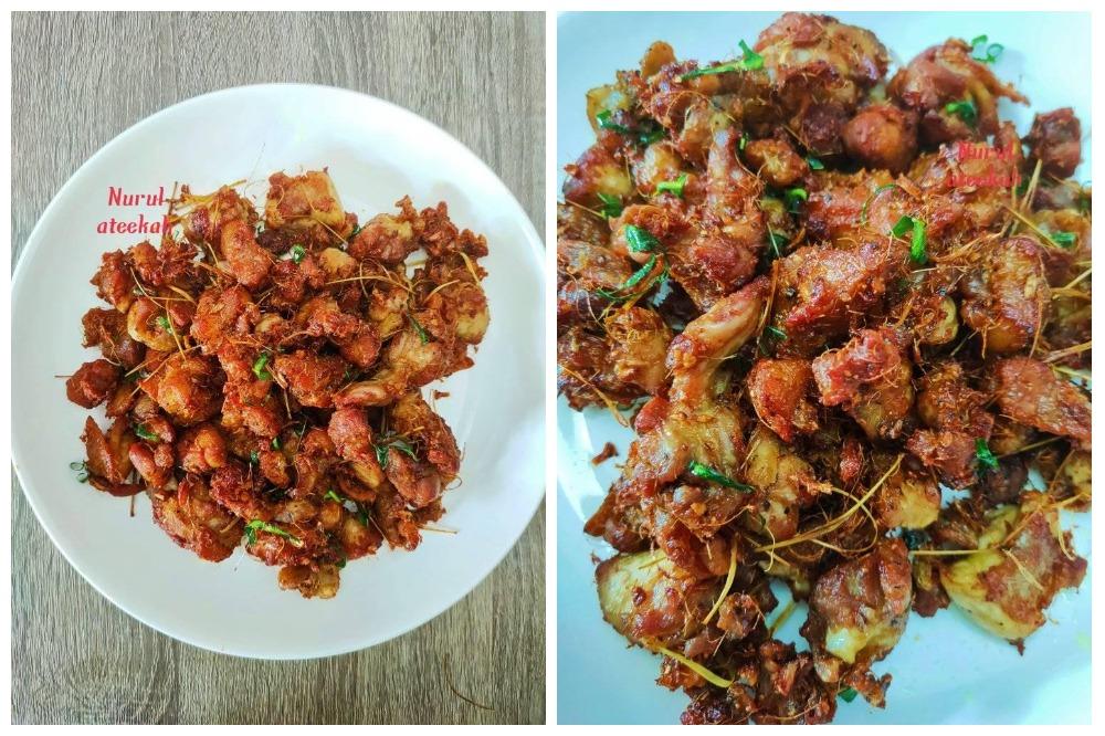 resepi ayam goreng serai thai   padu menu  habis dulu ni    resepi Resepi Ikan Masak Asam Halia Enak dan Mudah