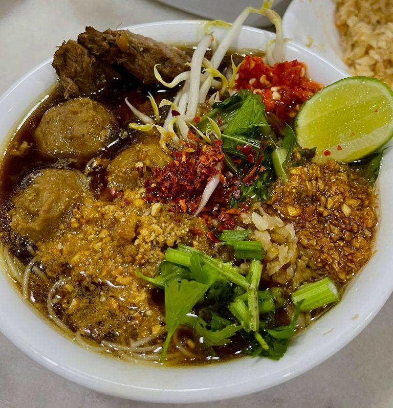 membuat mi celup thai  padu   sedap  resepi Resepi Mee Celup Enak dan Mudah