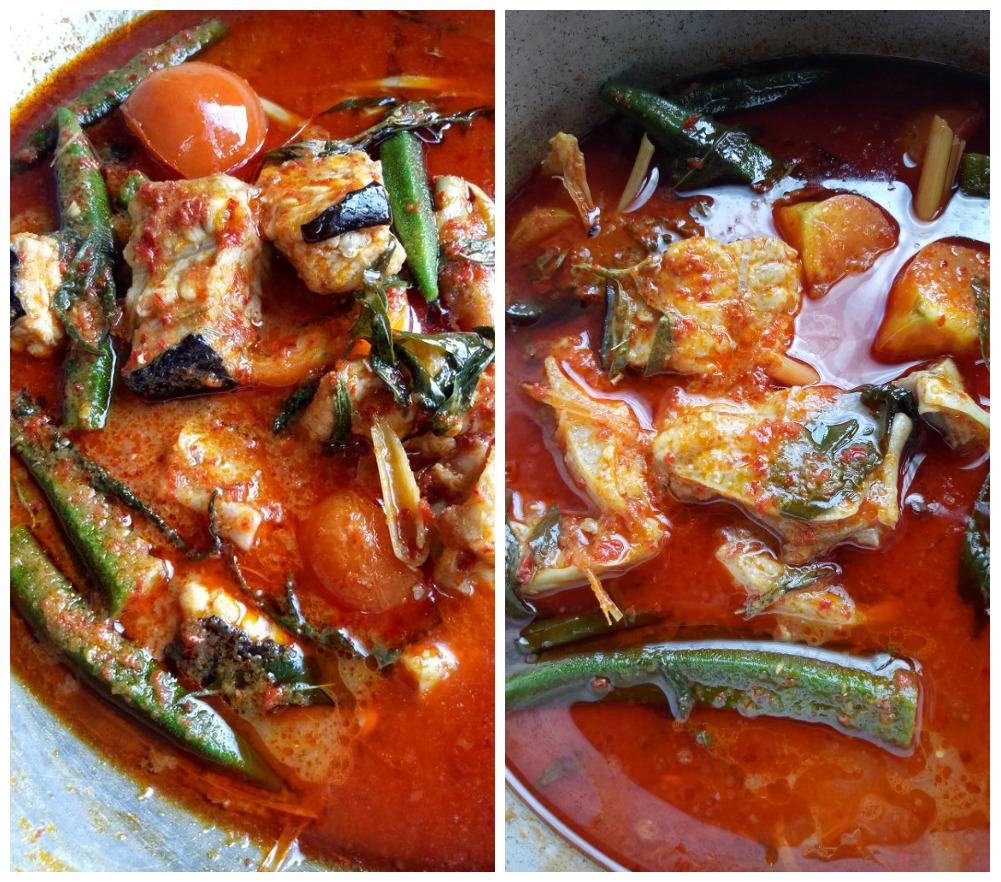 membuat asam pedas padu ikan pari rasa   tak cukup nanti  resepi Resepi Ikan Pari Air Asam Enak dan Mudah