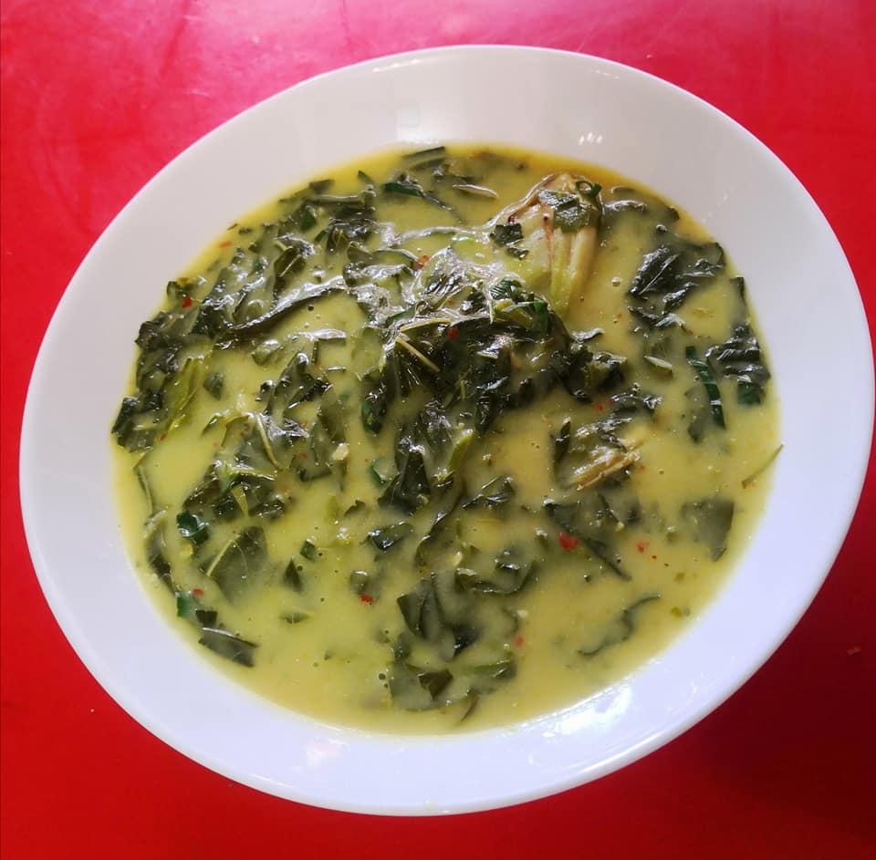 membuat masak lemak tempoyak petai pucuk ubi menu kampung  padu  resepi Resepi Ikan Bilis Petai Tempoyak Enak dan Mudah